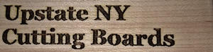 Upstate New York Cutting Boards
